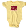 COLLEGE KIDS BODYSUIT INFANT  CRANE 10802