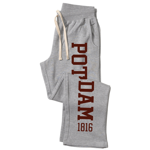 MV SPORT  HEATHER OPEN BOTTOM SWEATPANT 187