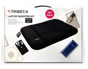 "TRIBECA LAPTOP BOOSTER KIT 15""/16"""