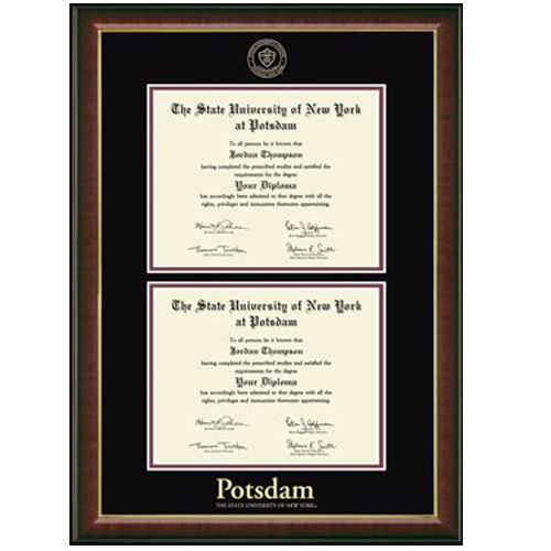 DOUBLE DOCUMENT FRAME | The College Store