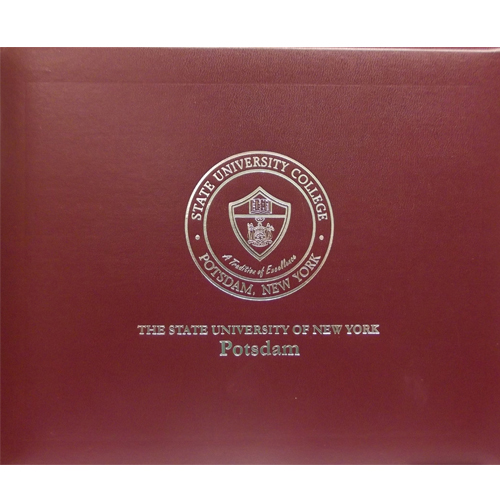 Image For DIPLOMA COVER PADDED
