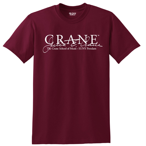 Image For CRANE SCHOOL OF MUSIC  S/S TSHIRT 2000