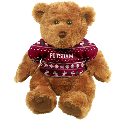Cover Image For BEAR UGLY SWEATER