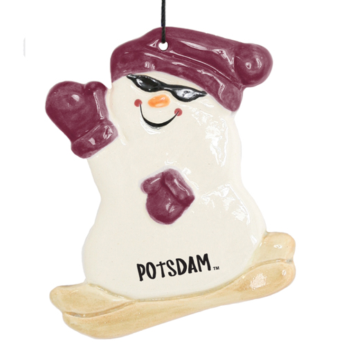 Image For ORNAMENT SNOWMAN