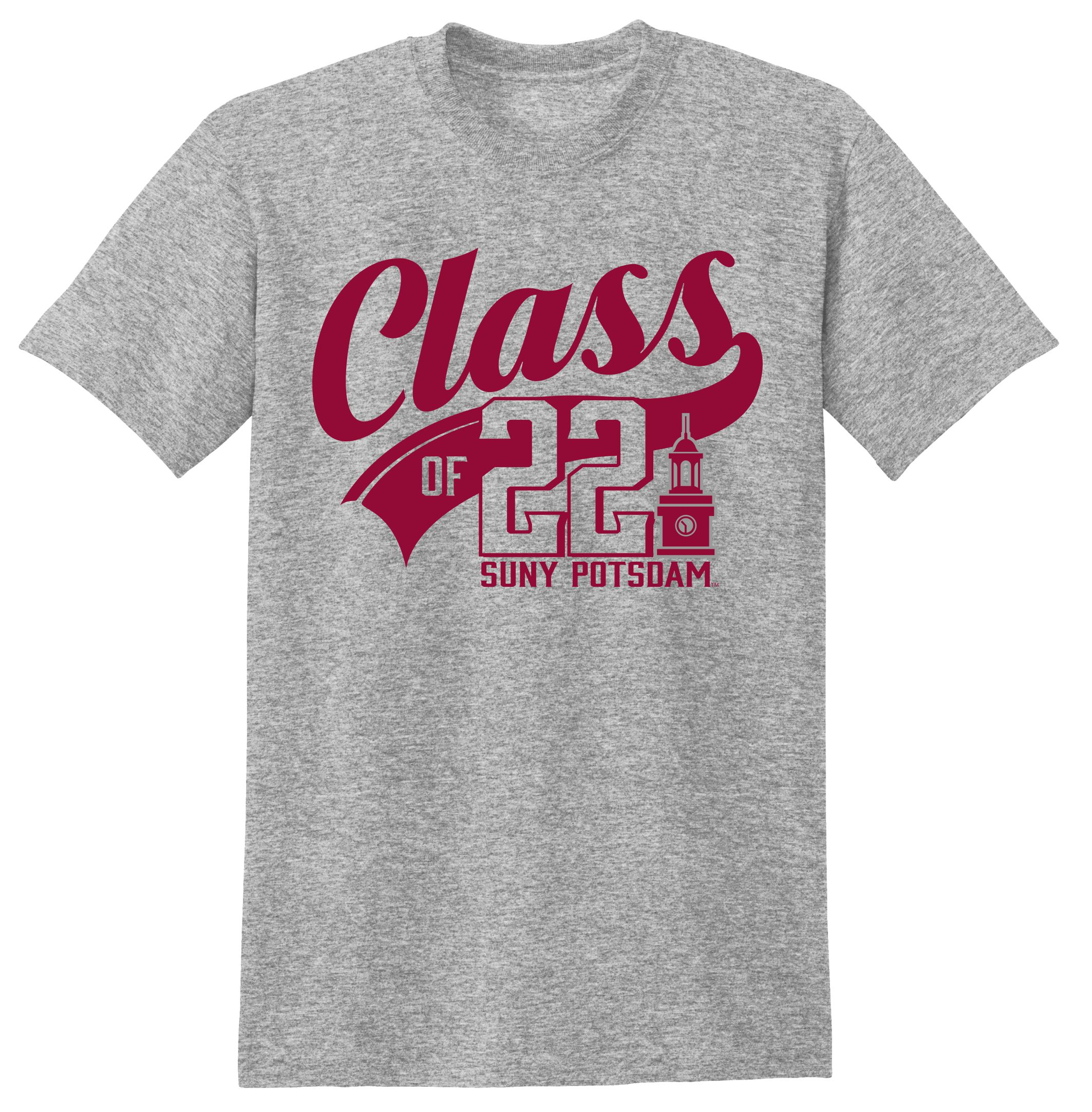 Image For VICT. CLASS OF 2022 TEE