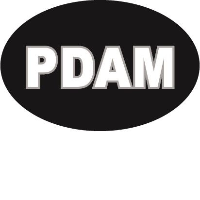 Image For OVAL PDAM MAGNET
