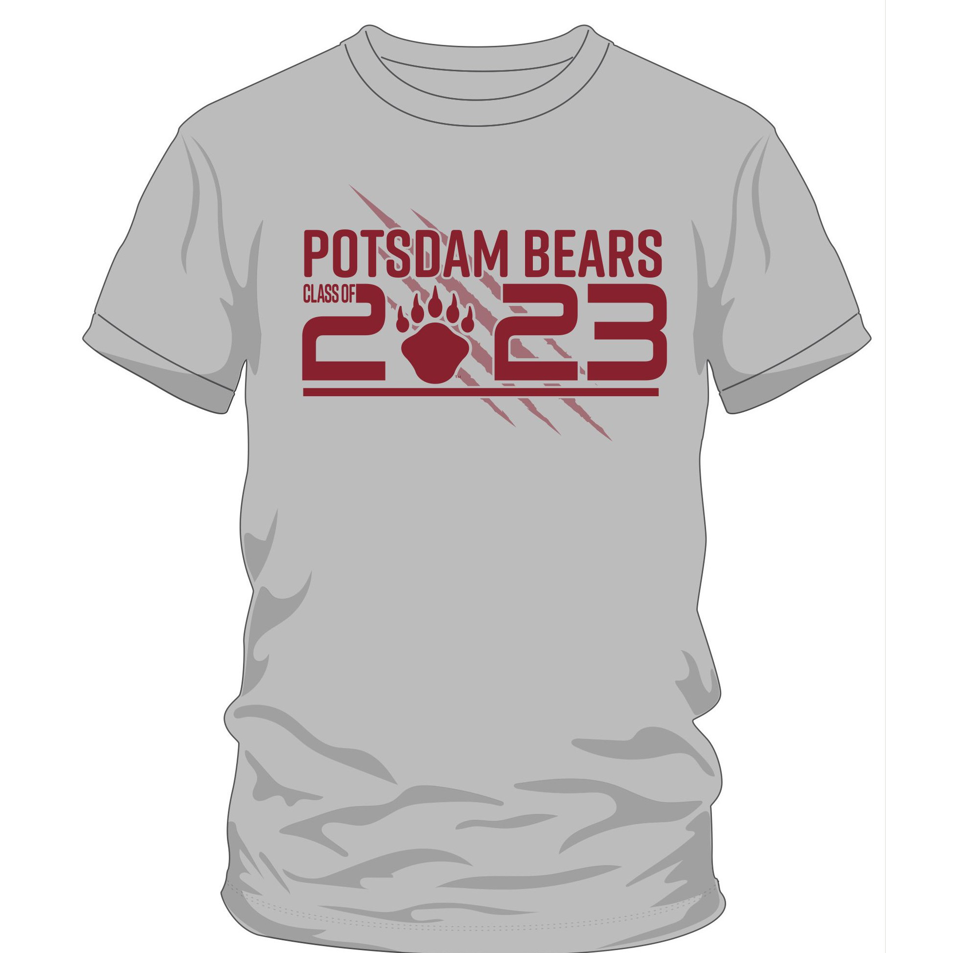 Image For CLASS OF 2023 TEE
