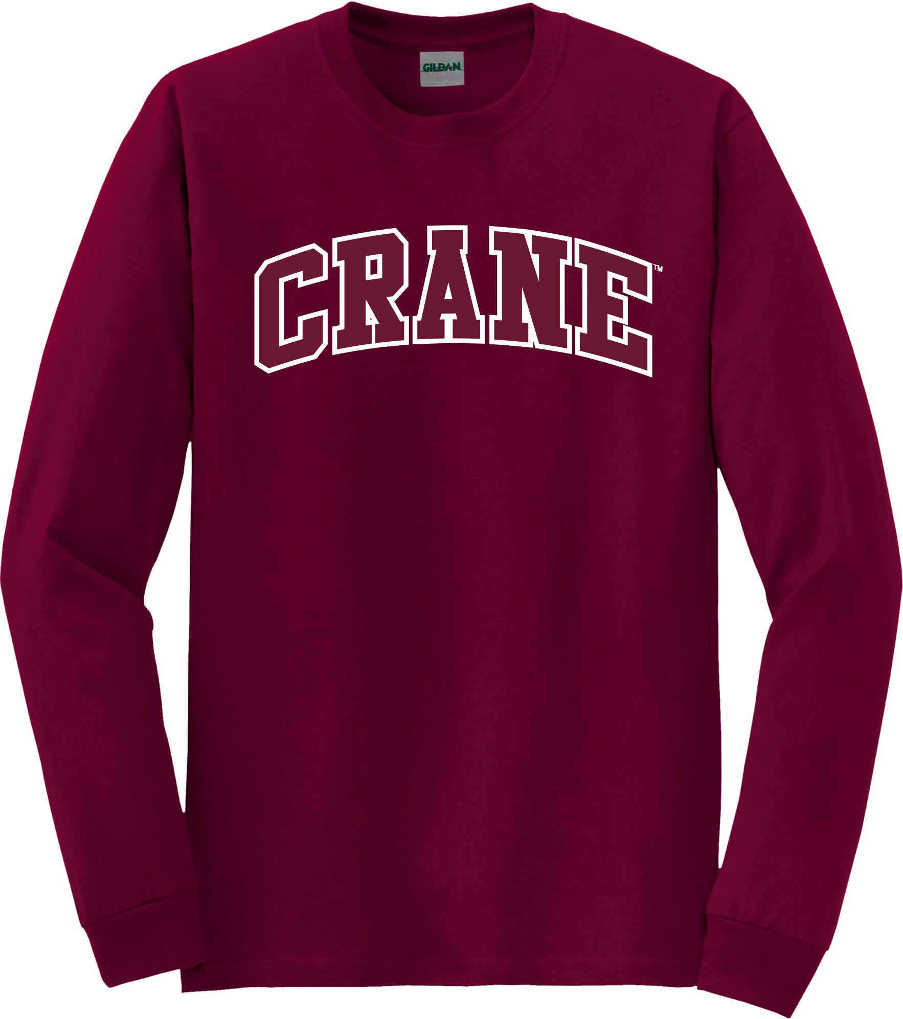Image For CRANE VALUE L/S TEE