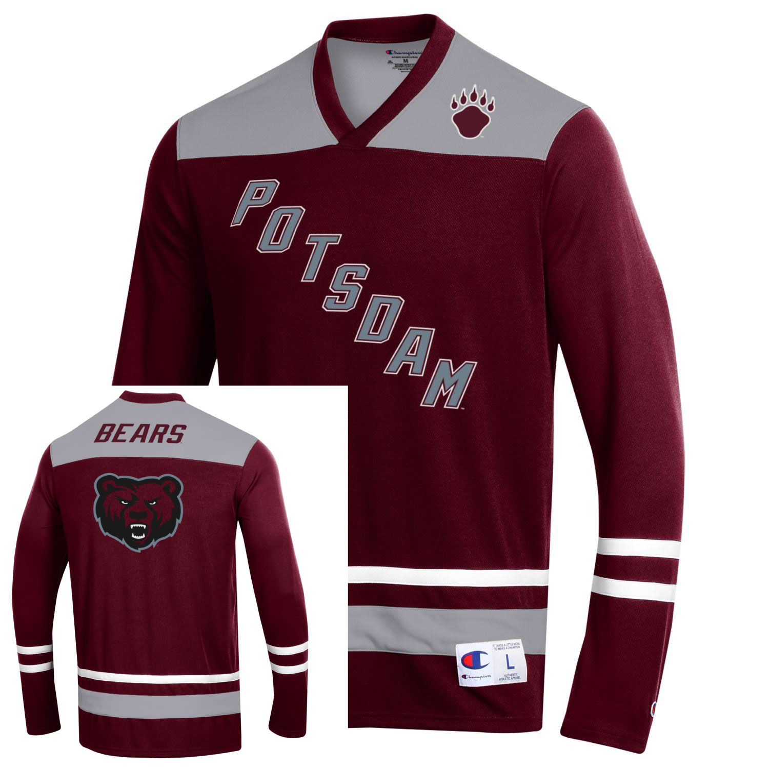 Image For CHAMP. MENS HOCKEY JERSEY