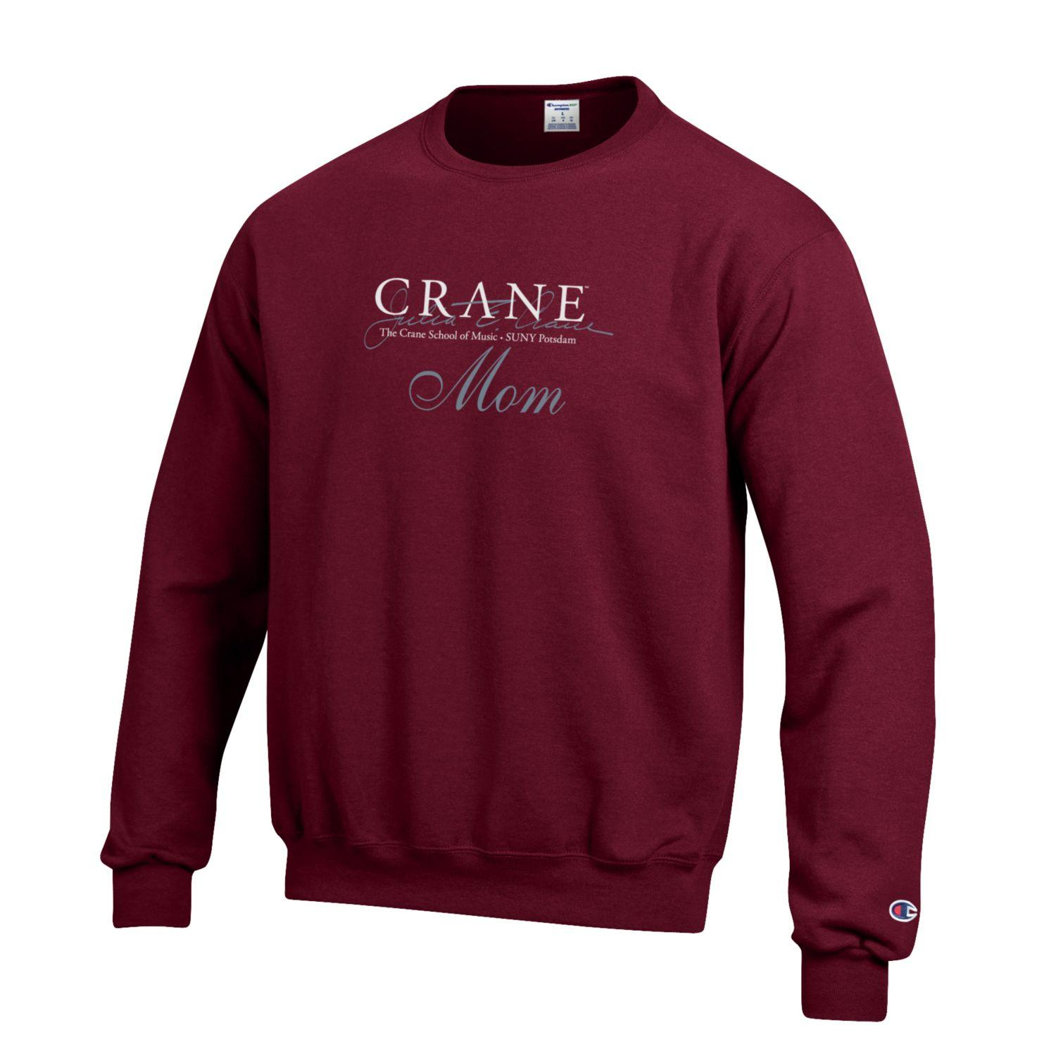 Image For CHAMP. CRANE MOM CREW