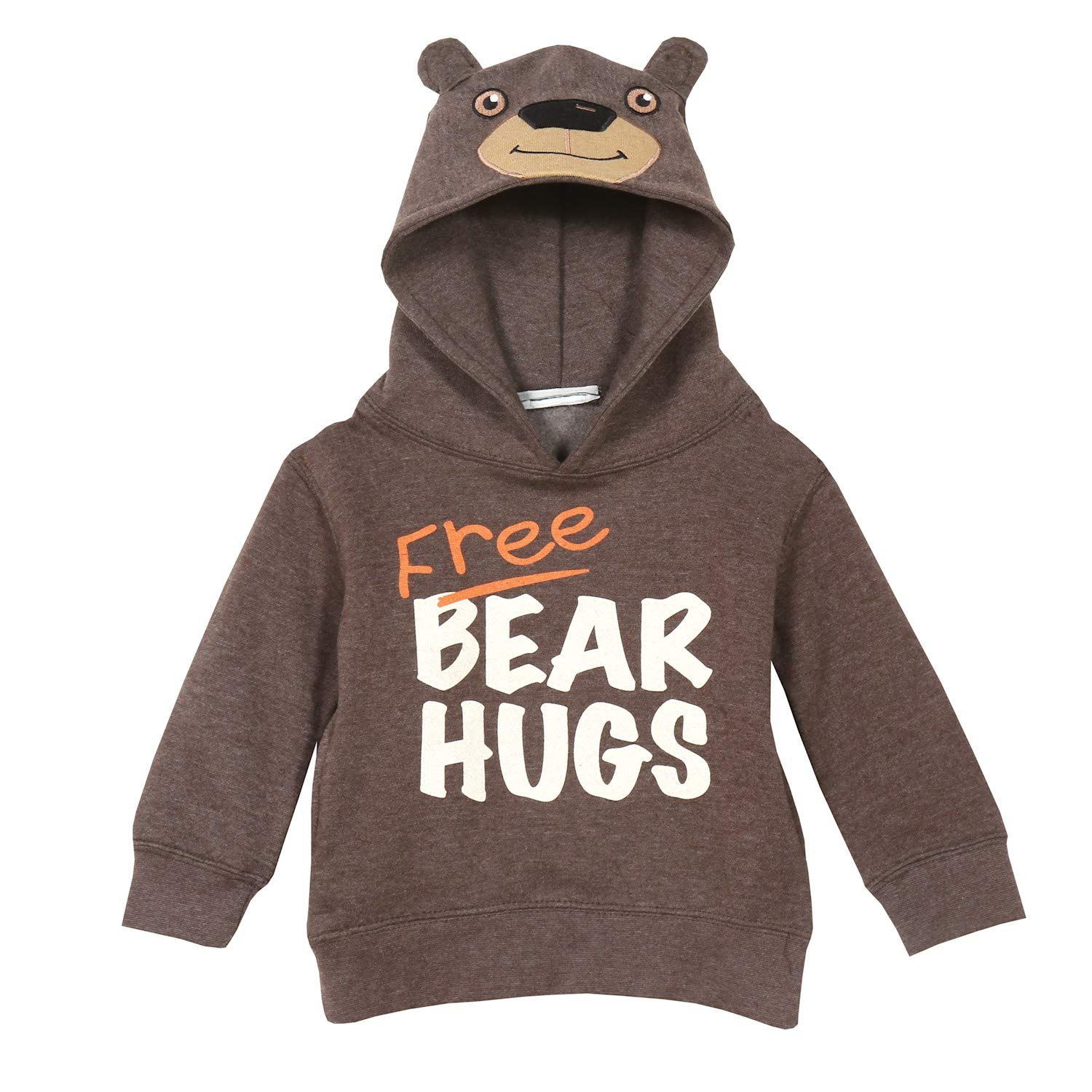 Image For ART. FREE BEAR HUG HOODIE