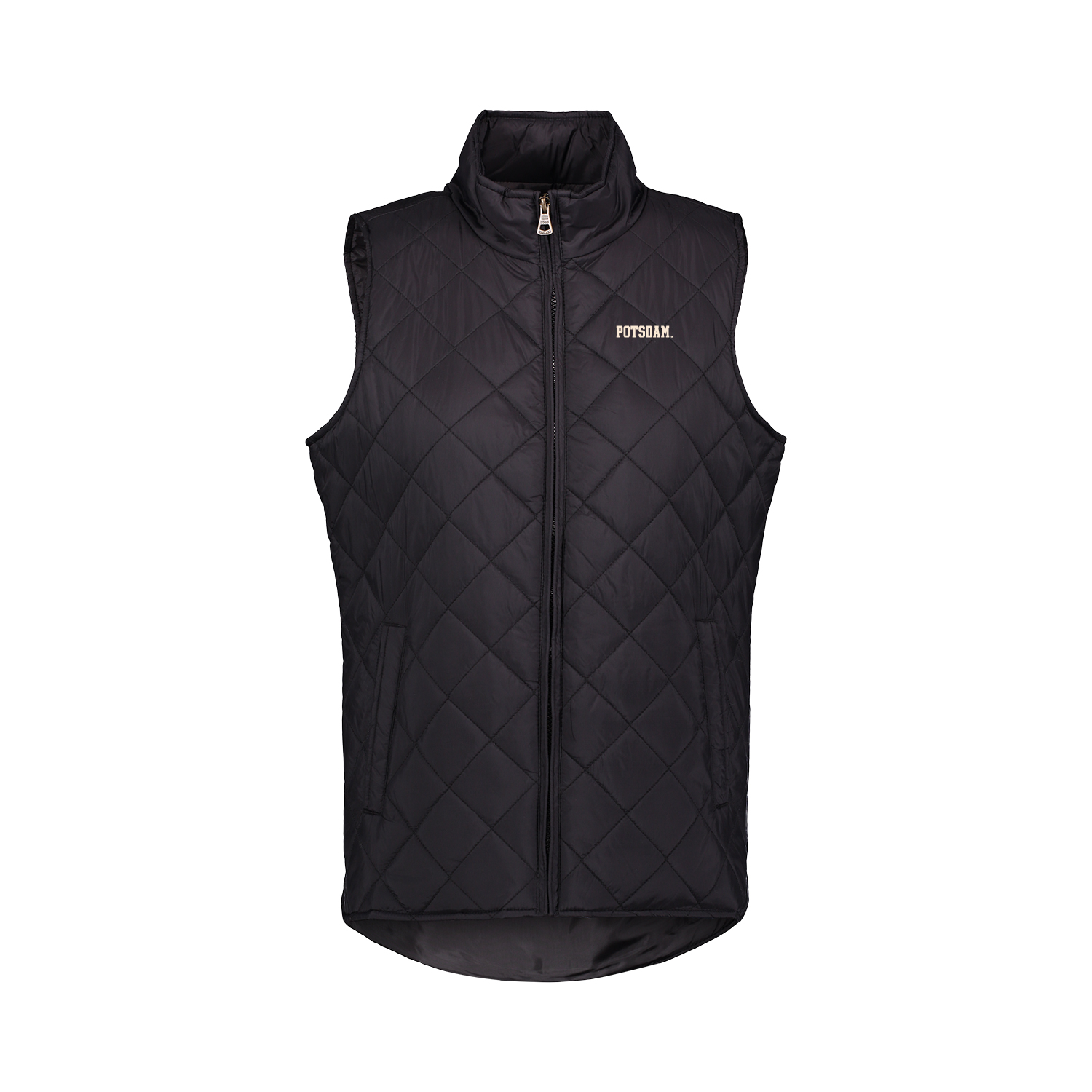 Image For LADIES QUILTED VEST