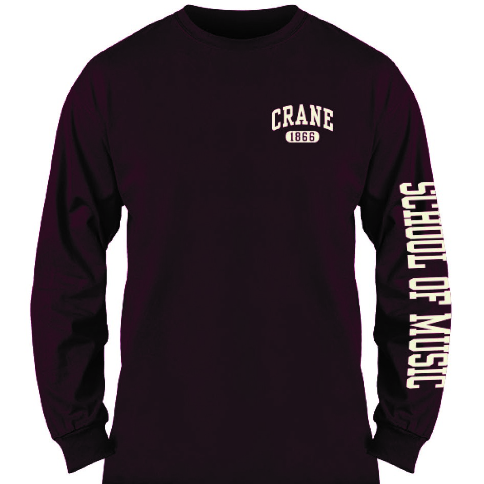 Image For CRANE LONG SLEEVE