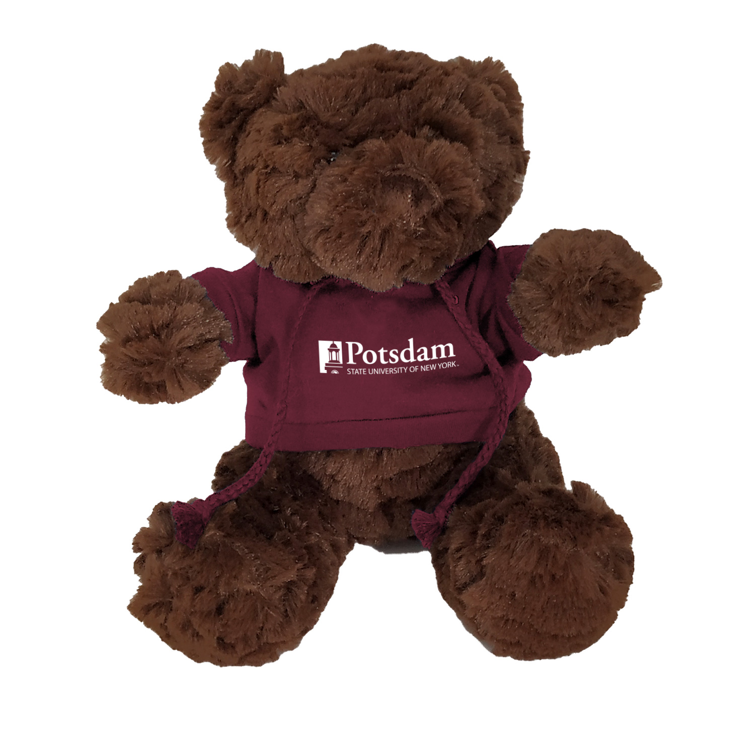 Image For STUFFED POTSDAM BEAR