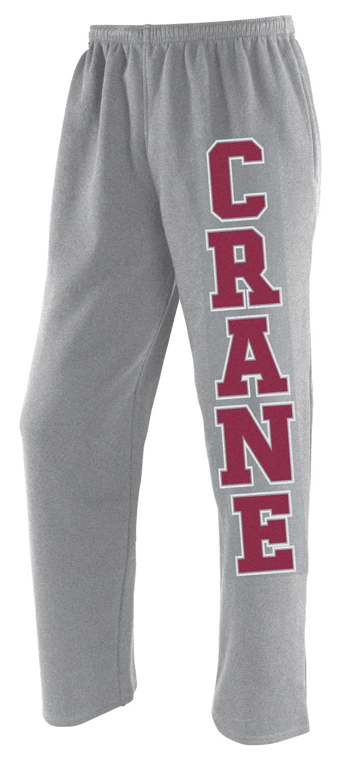 Image For PANT GREY/OXFORD CRANE