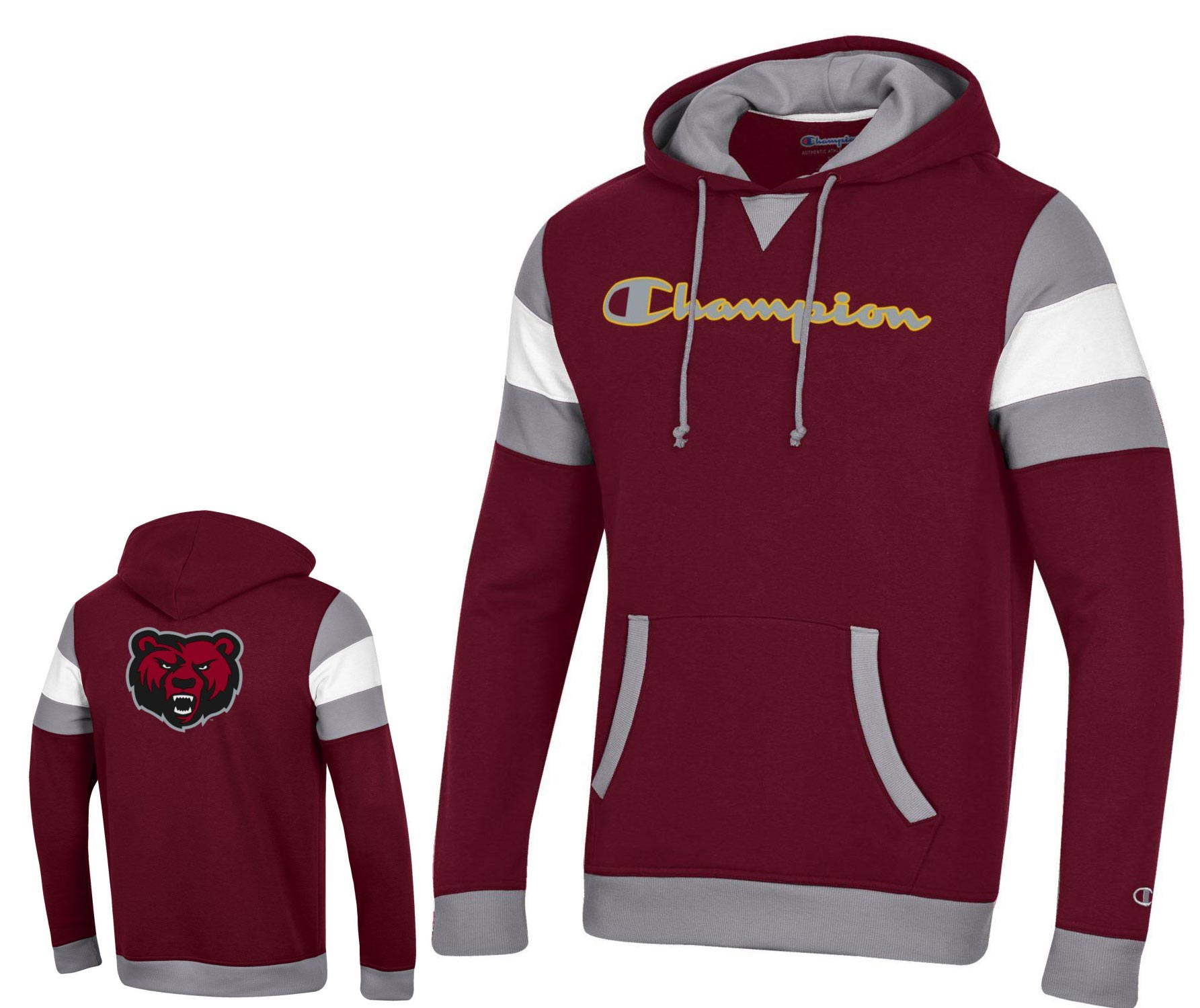 Image For CHAMP. MENS PULLOVER HOOD
