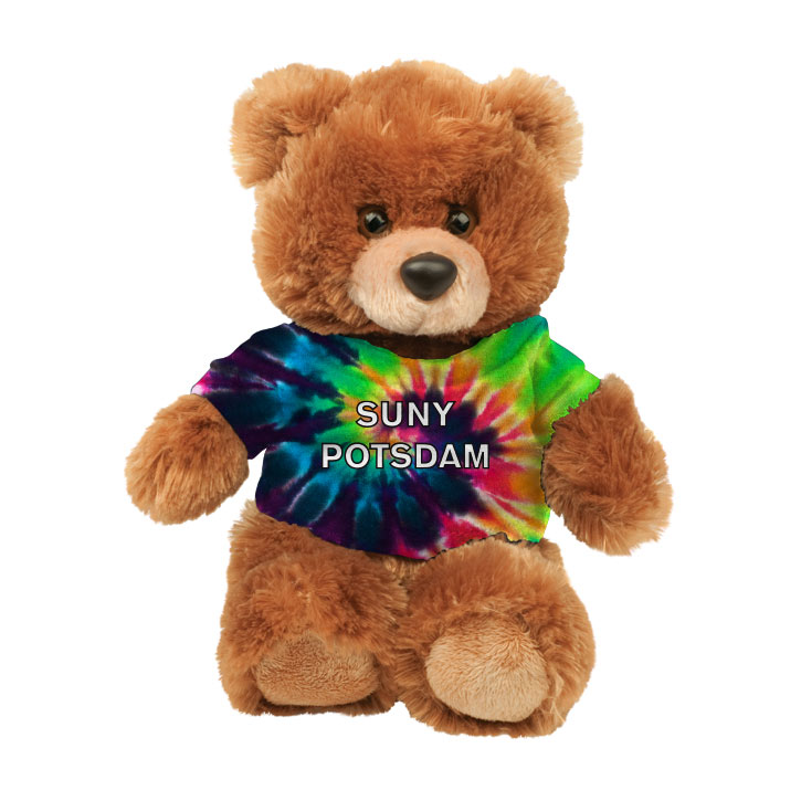 Image For BUSTER BEAR WITH TIE DYE TEE