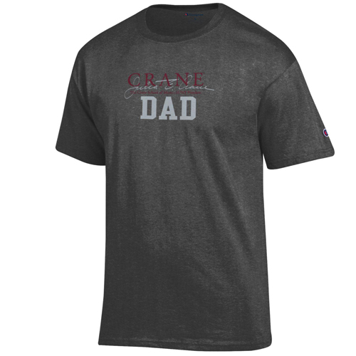 Image For CHAMP.  CRANE DAD TEE
